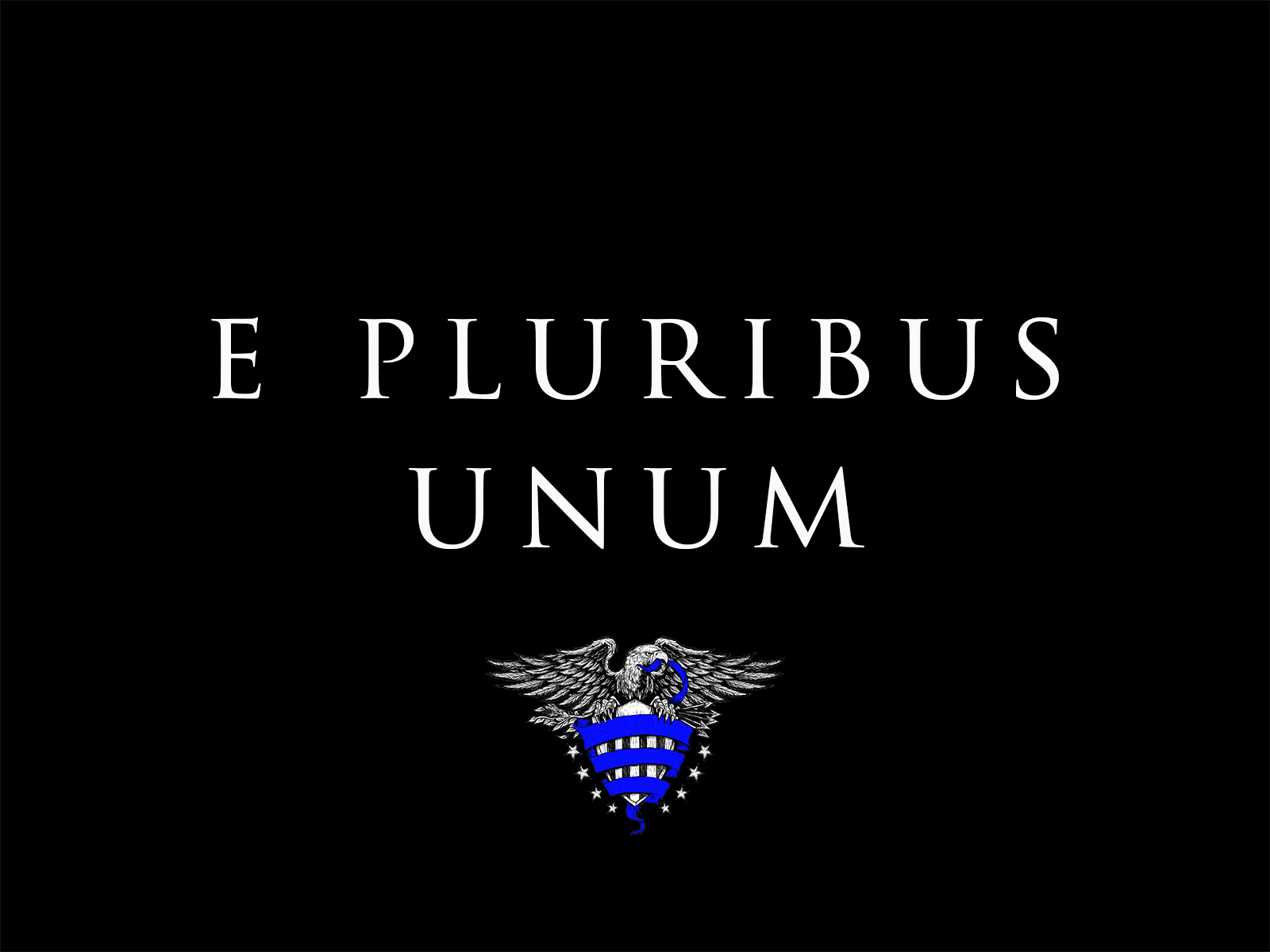 e pluribus unum out of many Freemasonry: e pluribus unum (out of many, one) decoding the symbolism by fahim a knight-el there has been a lot of discussion on one of the african american prince hall masonic web sites relating to the us dollar bill and the united states seal, as far as, decoding the meaning and interpreting of the symbolism, and for many of us in the broader community we would have considered the.