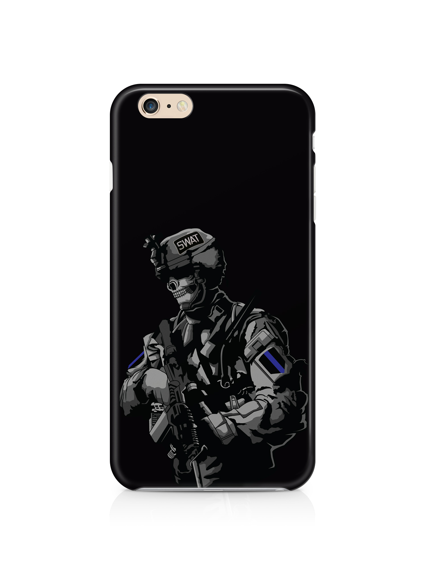 Thin Blue Line Phone Case Iphone